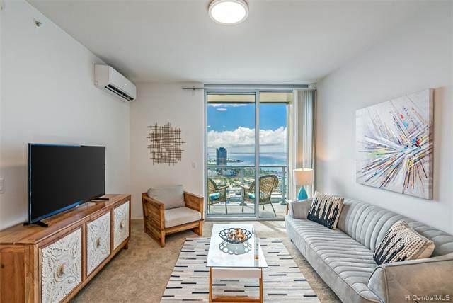 555 South Street #4004, Honolulu, HI 96813 (MLS #202007134) :: Island Life Homes