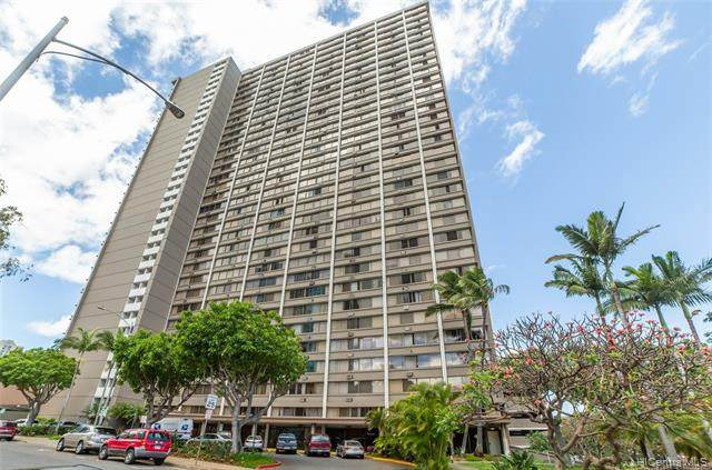 55 S Kukui Street D2713, Honolulu, HI 96813 (MLS #202007135) :: Keller Williams Honolulu