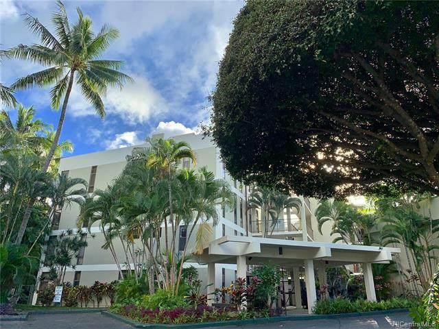1020 Aoloa Place 4/304A, Kailua, HI 96734 (MLS #202007149) :: Team Maxey Hawaii