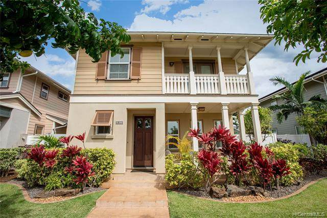 91-1048 Waipaa Street, Ewa Beach, HI 96706 (MLS #202007152) :: Keller Williams Honolulu