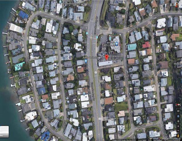 44-748 Kaneohe Bay Drive, Kaneohe, HI 96744 (MLS #202007170) :: The Ihara Team