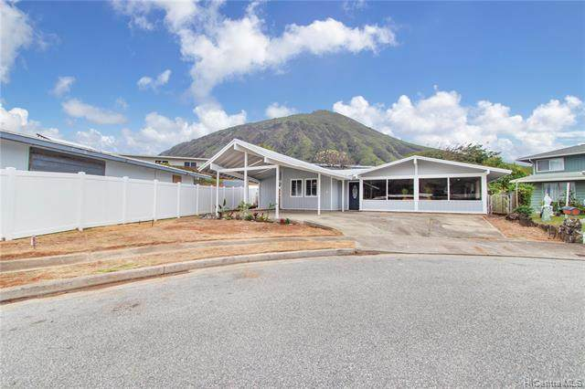621 Aipo Street, Honolulu, HI 96825 (MLS #202007173) :: Team Maxey Hawaii