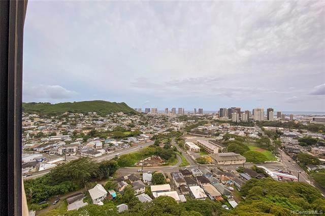 2033 Nuuanu Avenue 27A, Honolulu, HI 96817 (MLS #202007183) :: Island Life Homes