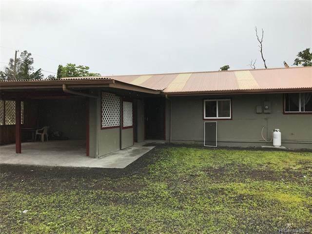 16-2140 Menehune Way, Pahoa, HI 96778 (MLS #202007187) :: Elite Pacific Properties