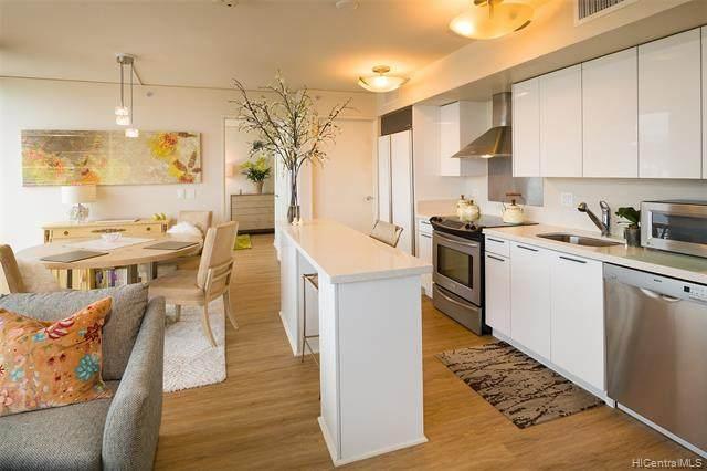 1288 Kapiolani Boulevard I-3901, Honolulu, HI 96814 (MLS #202007209) :: Island Life Homes