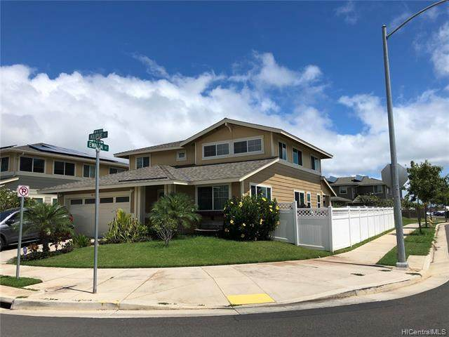 91-1267 Kilipue Street, Ewa Beach, HI 96706 (MLS #202007214) :: Keller Williams Honolulu