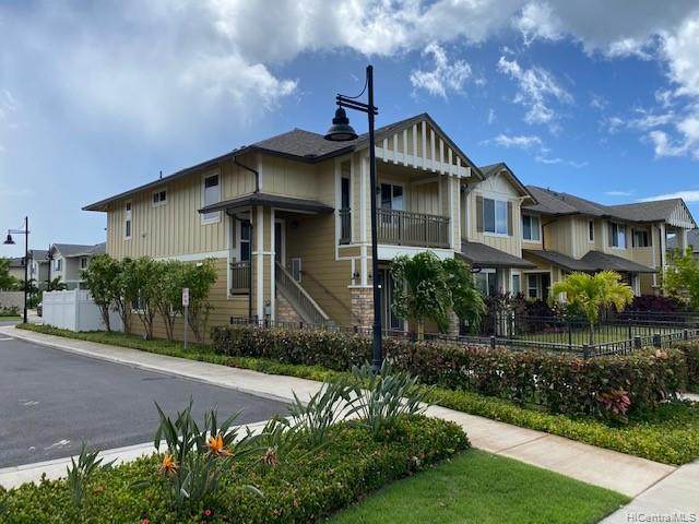 724 Kakala Street #1305, Kapolei, HI 96707 (MLS #202007228) :: The Ihara Team