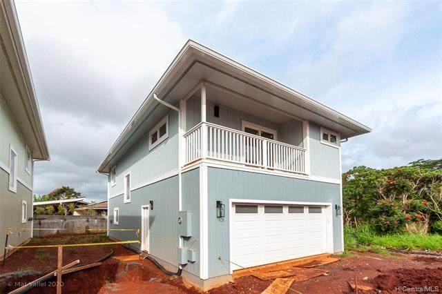 1238 Kaala Avenue #1, Wahiawa, HI 96786 (MLS #202007274) :: Elite Pacific Properties