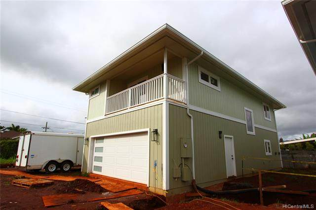 1238 Kaala Avenue #2, Wahiawa, HI 96786 (MLS #202007275) :: Elite Pacific Properties