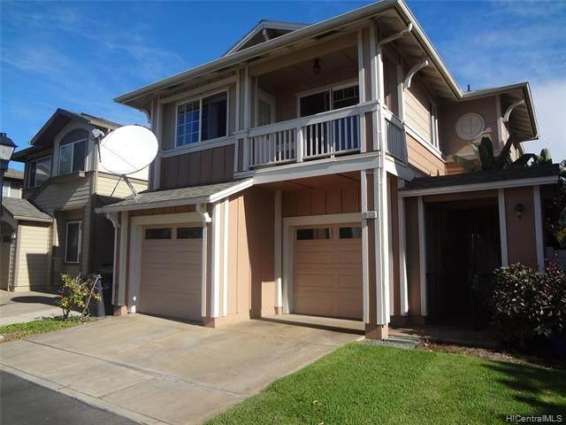 91-1236 Kanela Street T-137, Ewa Beach, HI 96706 (MLS #202007337) :: Keller Williams Honolulu