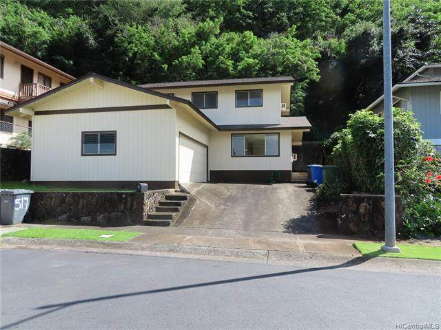 98-513 Pono Street, Aiea, HI 96701 (MLS #202007339) :: Keller Williams Honolulu