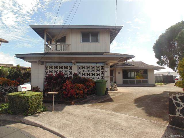 1761 Maiha Place, Pearl City, HI 96782 (MLS #202007342) :: Keller Williams Honolulu