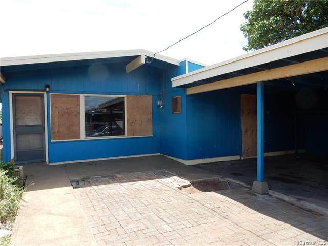 91-741 Koalipehu Street, Ewa Beach, HI 96706 (MLS #202007401) :: Team Maxey Hawaii