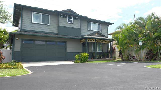 91-1001 Keaunui Drive #447, Ewa Beach, HI 96706 (MLS #202007415) :: Team Maxey Hawaii