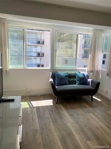 410 Nahua Street #302, Honolulu, HI 96815 (MLS #202007421) :: Elite Pacific Properties