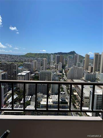 2240 Kuhio Avenue #3603, Honolulu, HI 96815 (MLS #202007423) :: Elite Pacific Properties