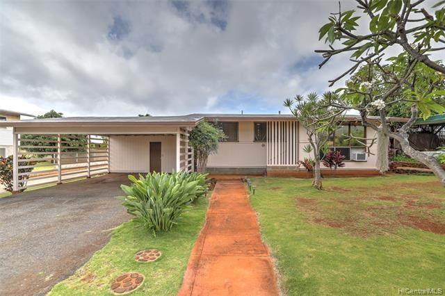 3941 Pahoa Avenue, Honolulu, HI 96816 (MLS #202007430) :: Elite Pacific Properties