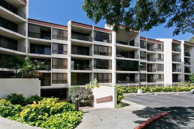 3138 Waialae Avenue #528, Honolulu, HI 96816 (MLS #202007436) :: Elite Pacific Properties