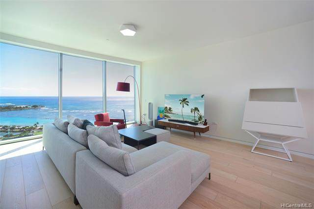 1118 Ala Moana Boulevard #2602, Honolulu, HI 96814 (MLS #202007438) :: Elite Pacific Properties