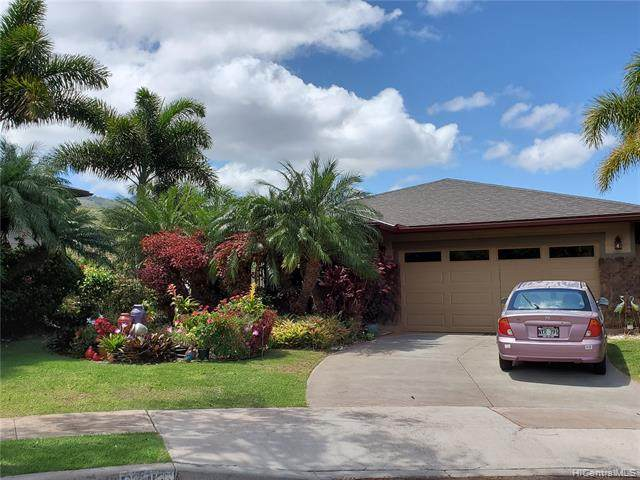 921137 Pueonani Street, Kapolei, HI 96707 (MLS #202007445) :: Keller Williams Honolulu