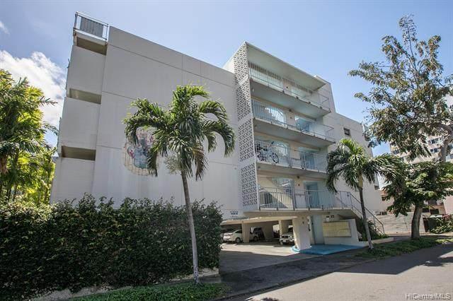 1643 Clark Street #406, Honolulu, HI 96822 (MLS #202007452) :: Keller Williams Honolulu