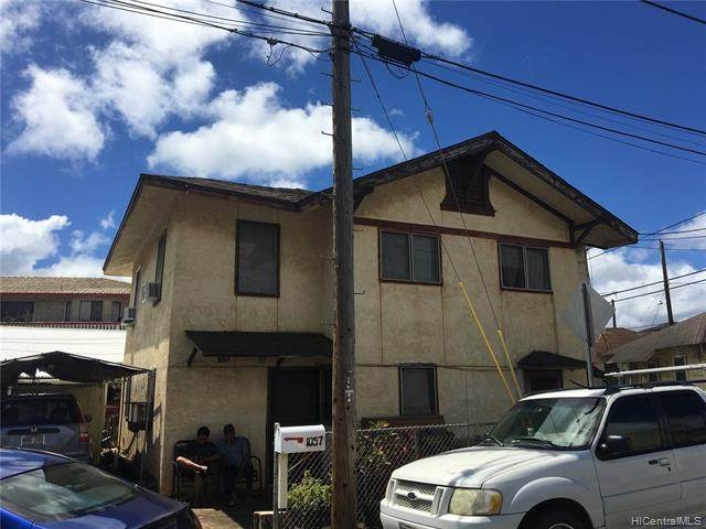 1057 Matzie Lane, Honolulu, HI 96817 (MLS #202007489) :: Team Lally