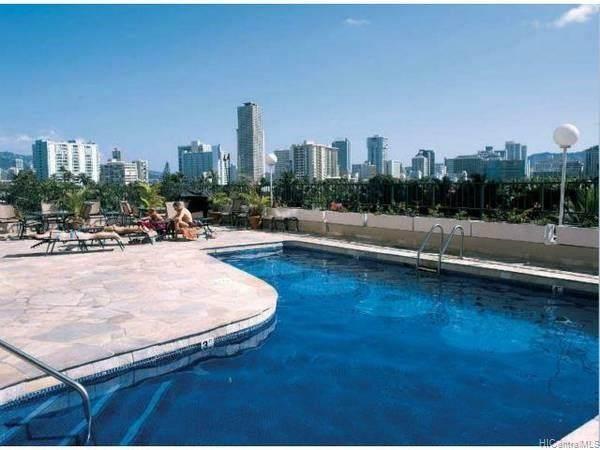 1850 Ala Moana Boulevard #215, Honolulu, HI 96815 (MLS #202007496) :: Elite Pacific Properties