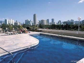 1850 Ala Moana Boulevard #216, Honolulu, HI 96815 (MLS #202007497) :: Elite Pacific Properties