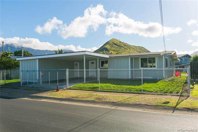 86-016 Analipo Street, Waianae, HI 96792 (MLS #202007500) :: Keller Williams Honolulu