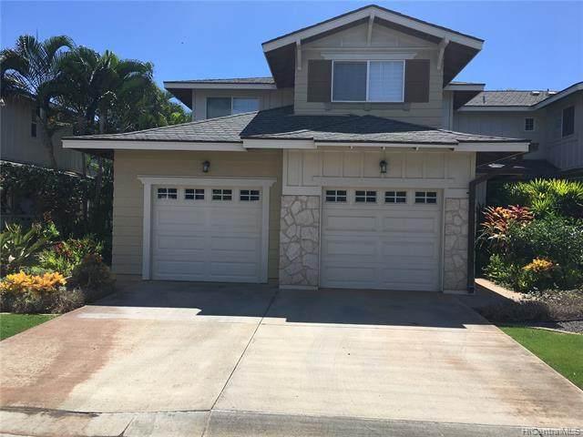 92-1109A Koio Drive M21-1, Kapolei, HI 96707 (MLS #202007505) :: Keller Williams Honolulu