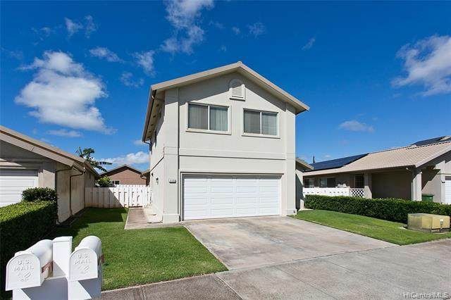 91-1510 Kaaimalu Place, Ewa Beach, HI 96706 (MLS #202007611) :: Keller Williams Honolulu