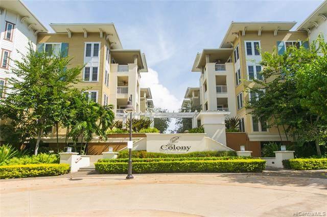 520 Lunalilo Home Road #7206, Honolulu, HI 96825 (MLS #202007622) :: Barnes Hawaii