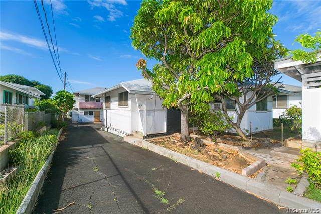 3847 Noeau Street, Honolulu, HI 96816 (MLS #202007637) :: Elite Pacific Properties