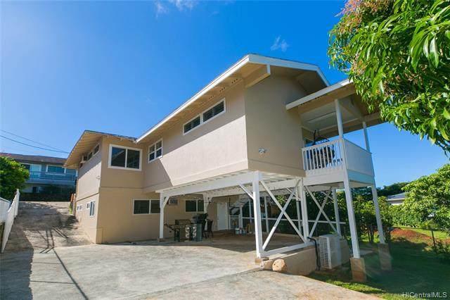 1049 A Ilima Drive A, Honolulu, HI 96817 (MLS #202007640) :: Keller Williams Honolulu