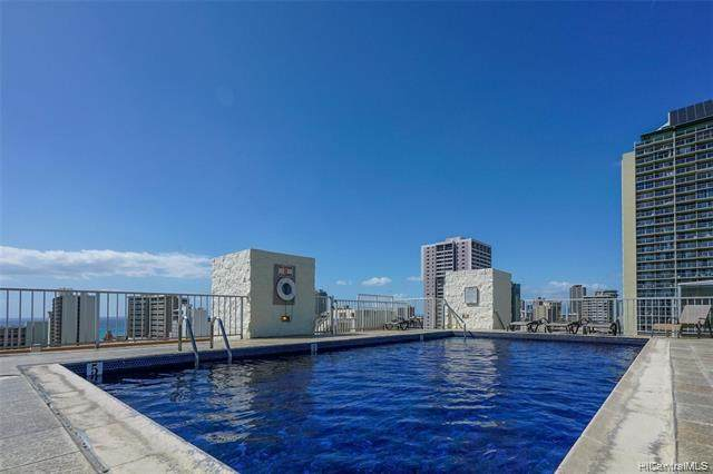 444 Nahua Street #2001, Honolulu, HI 96815 (MLS #202007642) :: Team Maxey Hawaii