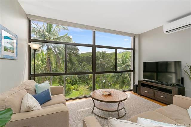 1020 Aoloa Place 407B, Kailua, HI 96734 (MLS #202007648) :: Barnes Hawaii