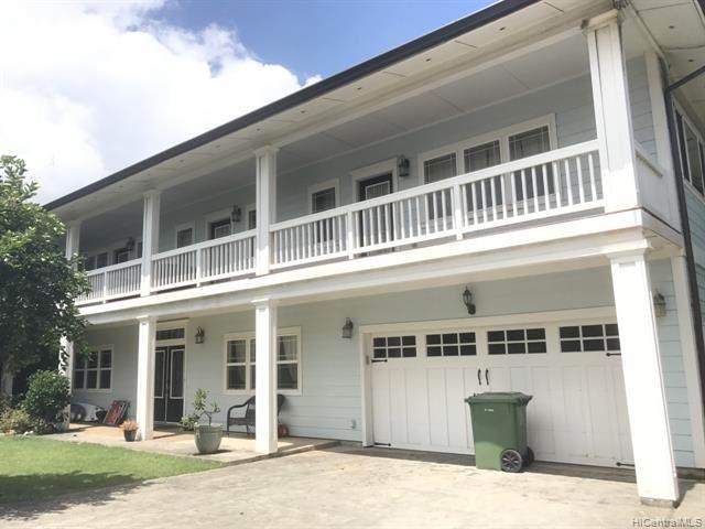 54-298 Hauula Homestead Road B, Hauula, HI 96717 (MLS #202007652) :: Elite Pacific Properties
