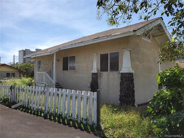 1901 Dole Street, Honolulu, HI 96822 (MLS #202007665) :: Team Maxey Hawaii
