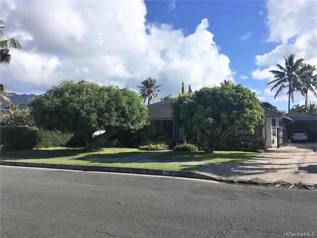 19 Akilolo Street, Honolulu, HI 96821 (MLS #202007681) :: Team Maxey Hawaii