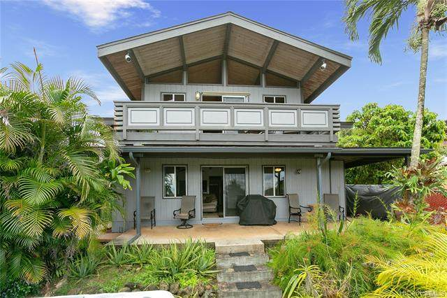 58-159 Wehiwa Place, Haleiwa, HI 96712 (MLS #202007683) :: Team Lally