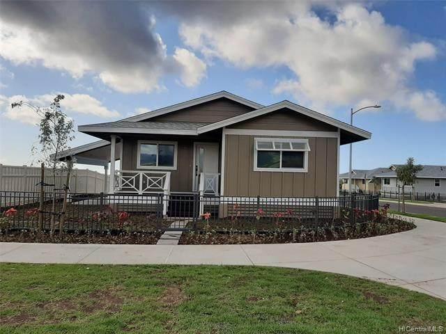91-1340 Kakiwi Street Lot 18, Ewa Beach, HI 96706 (MLS #202007685) :: Team Maxey Hawaii