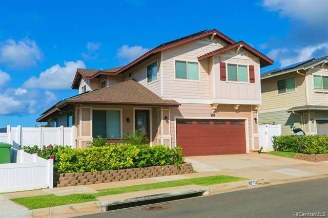 92-712 Kuhoho Place, Kapolei, HI 96707 (MLS #202007686) :: Keller Williams Honolulu
