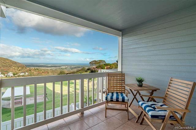 92-1025 Okaa Street #1202, Kapolei, HI 96707 (MLS #202007707) :: Barnes Hawaii