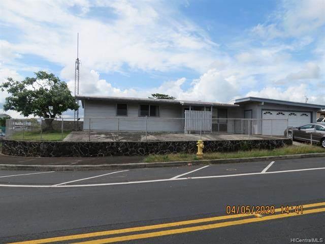 2412 Aumakua Street, Pearl City, HI 96782 (MLS #202007713) :: Barnes Hawaii