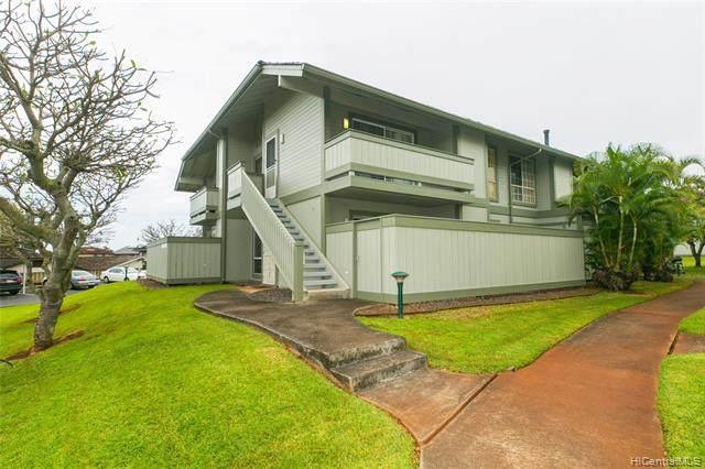 94-1410 Welina Loop 13Z, Waipahu, HI 96797 (MLS #202007715) :: Keller Williams Honolulu