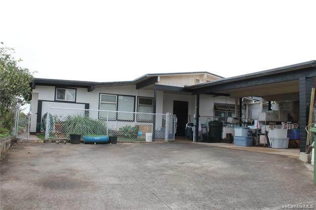 2027 Hoohai Street, Pearl City, HI 96782 (MLS #202007723) :: Barnes Hawaii