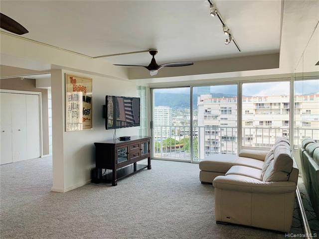 419 Atkinson Drive #1702, Honolulu, HI 96814 (MLS #202007724) :: Barnes Hawaii