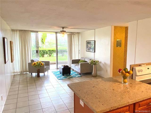 95-2052 Waikalani Place B105, Mililani, HI 96789 (MLS #202007727) :: Elite Pacific Properties