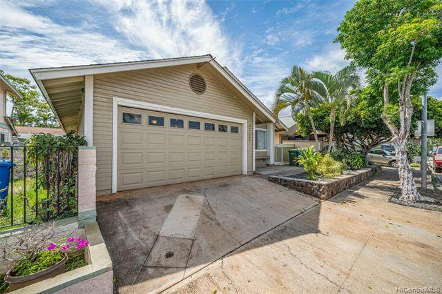 91-146 Wailohia Place, Ewa Beach, HI 96706 (MLS #202007738) :: Team Lally