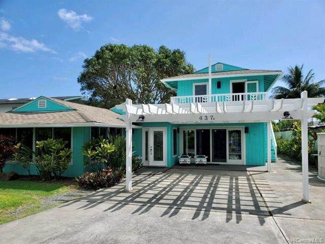 437 Hualani Street A, Kailua, HI 96734 (MLS #202007744) :: Elite Pacific Properties